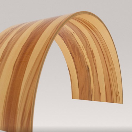 Columbus - Production of laminated bending, shape bonding and flat gluing work pieces made of wood and wood-like materials.